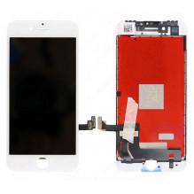 Ekranas iPhone 8/SE2 su lietimui jautriu stikliuku baltas Premium