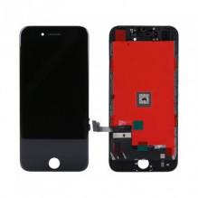 Ekranas iPhone 8/SE2 su lietimui jautriu stikliuku juodas high copy