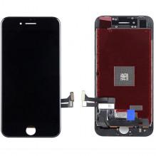 Ekranas iPhone 8/SE2 su lietimui jautriu stikliuku juodas Premium
