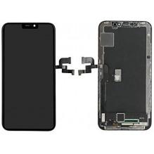 Ekranas iPhone X su lietimui jautriu stikliuku INCELL HQ