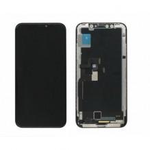 Ekranas iPhone X su lietimui jautriu stikliuku OLED HQ