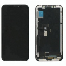 Ekranas iPhone X su lietimui jautriu stikliuku Premium OLED HQ