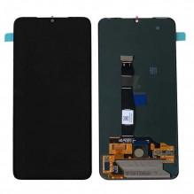 Ekranas Xiaomi Mi 9 su lietimui jautriu stikliuku juodas OLED HQ