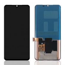 Ekranas Xiaomi Mi Note 10/Mi Note 10 Pro/Mi Note 10 Lite su lietimui jautriu stikliuku juodas OLED ORG