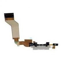 Lanksčioji jungtis Apple iPhone 4S įkrovimo kontakto balta ORG