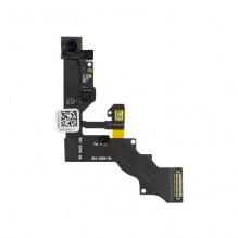 Lanksčioji jungtis Apple iPhone 6S su priekine kamera, šviesos davikliu, mikrofonu naudota ORG