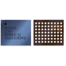 Mikroschema IC iPhone 5G/5S/5C/6/6 Plus/SE/iPad Air/iPad Air 2 sensorikos U12/U2401/U6600/U6650/U4100/U4150/U4301 (BCM5976) balt
