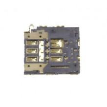 SIM kortelės kontaktas Samsung J530/J730 ORG
