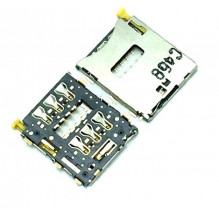 SIM kortelės kontaktas Sony E5803 Xperia Z5 Compact ORG