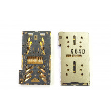 SIM kortelės kontaktas Sony F8331/F8332 Xperia XZ/F5321 Xperia X Compact ORG