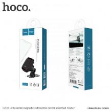 Automobilinis universalus telefono laikiklis HOCO CA24 magnetinis, juodas