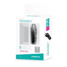 Belaidė laisvų rankų įranga OMEGA R410 Bluetooth 4.2 juoda
