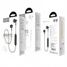 Bluetooth ausinės HOCO ES21 Wonderful sports baltos