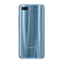 Galinis dangtelis Honor 10 pilkas (Glacier Grey) ORG