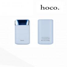 Išorinė baterija POWER BANK HOCO B29 10000mAh mėlyna su microUSB laidu
