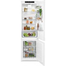 Įm.188.4 cm šaldytuvas su...
