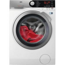 Iš priekio kraunama skalbimo mašina AEG L7FEE68S