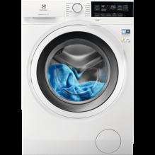 Iš priekio pakraunama skalbimo mašina Electrolux EW7F348W, A+++