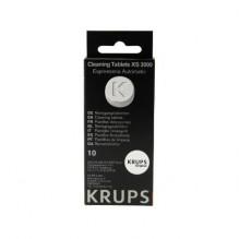 Valymo tabletės Krups XS3000 (10 vnt )