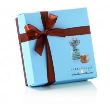 Šokoladinių triufelių dėžutė TARTUFI CAPPUCCINO COLORE 125 g