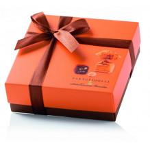 Šokoladinių triufelių dėžutė TARTUFI GIANDUJA COLORE 125 g