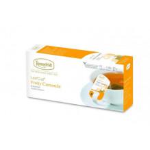 LeafCup® Žolelių arbata Fruity Camomile 15 vnt.