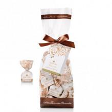 Šokoladiniai triufeliai TARTUFI DOLCI PANNA COTTA 200 g