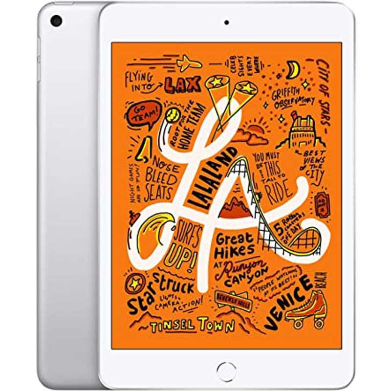 Apple iPad Mini 5 3GM RAM 64GB WIFI Silver EU (MUQX2FD/A)