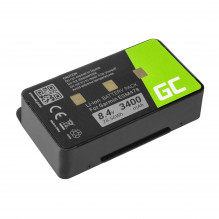 Green Cell 010-10517-00 011-00955-00 GPS battery for Garmin GPSMAP 276 296 376 376c 396 495 496