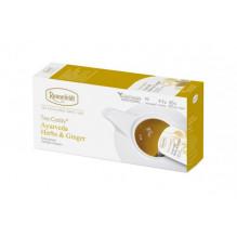Tea Caddy® žolelių arbata Ajurveda Herbs & Ginger