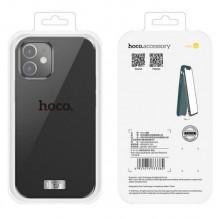 """Dėklas """"Hoco Pure Series"""" Apple iPhone 12 Mini juodas"""