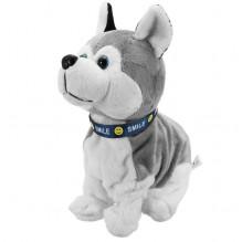 Pliušinis elektroninis šuo...