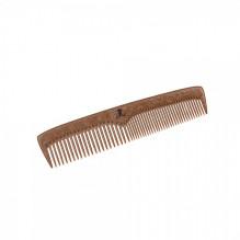 Liquid Wood Beard & Mo' Comb Medinės barzdos ir ūsų šukos, 1vnt