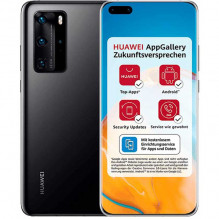 Huawei P40 Pro 5G 8GB RAM 256 Dual-SIM Black EU ELS-NX9