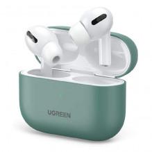 Dėklas Ugreen Silica Gel Airpods Pro žalias