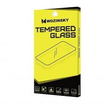 "LCD apsauginis stikliukas ""Wozinsky 5D Full Glue"" Xiaomi Redmi 9A/Redmi 9C juodas"