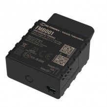 TELTONIKA Advanced Plug and Track real-time tracking terminal with GNSS, GSM and Bluetooth connectivity