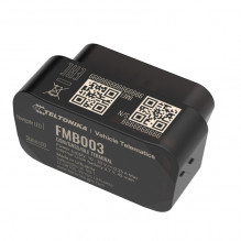 TELTONIKA Advanced plug and track device with bluetooth