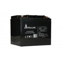 EXTRALINK AGM Battery 12V 40Ah