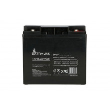 EXTRALINK AGM Battery 12V 18Ah