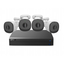 IMOU Smart Outdoor PoE Security Kit (4 Cameras + 1TB NVR)