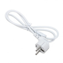 C5 Power Cord EU Type Plug White