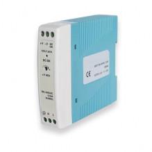 TELTONIKA DIN Rail Power supply 12V 20W 1.67A, 000-00770