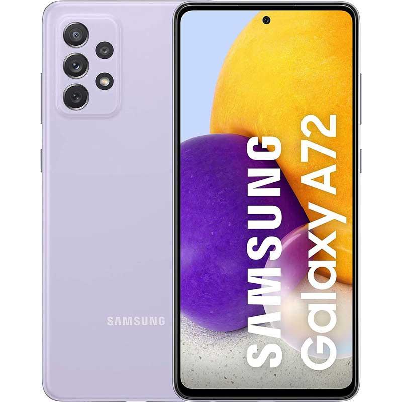 Samsung A72 DS 4G 6/128GB Awesome Violet EU