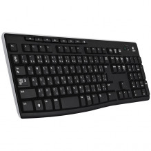 LOGITECH Wireless Keyboard K270 - UK - BT - NSEA - UK