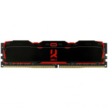 GOODRAM DRAM 16GB 2666 DDR4 (PC4-21300) 16-18-18 IRDM X BLACK