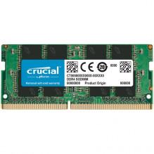 Crucial DRAM 8GB DDR4-2666 SODIMM, EAN: 649528903488