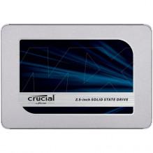CRUCIAL MX500 250GB SSD, 2.5'' 7mm, SATA 6 Gb/s, Read/Write: 560/510 MB/s, Random Read/Write IOPS 95k/90k, with 9.5mm ad