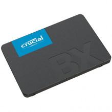 """CRUCIAL BX500 1TB SSD, 2.5"""" 7mm, SATA 6 Gb/s, Read/Write: 540 / 500 MB/s"""