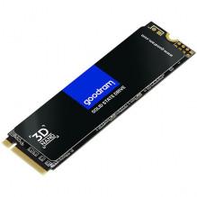 GOODRAM PX500 256GB SSD, M.2 2280, NVMe PCIe Gen3 x4, Read/Write: 1850/950 MB/s, Random Read/Write IOPS 102K/230K